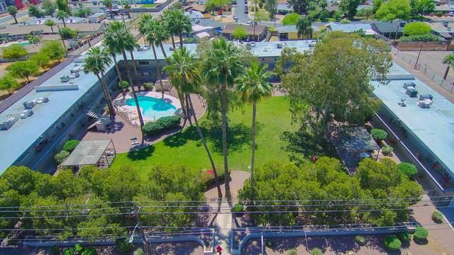 1111 E Turney Avenue #25, Phoenix, AZ 85014 (MLS #6067930) :: Brett Tanner Home Selling Team