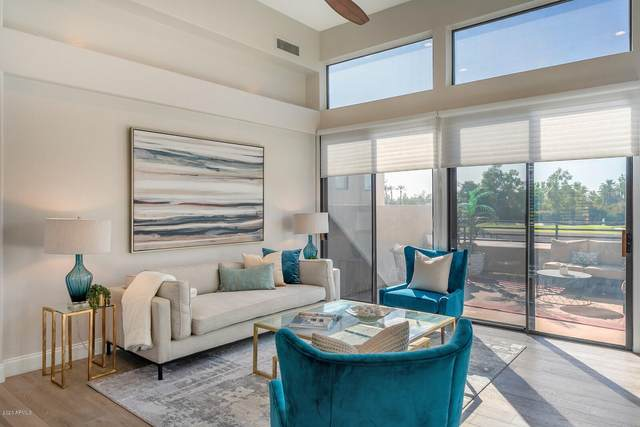 8989 N Gainey Center Drive #225, Scottsdale, AZ 85258 (MLS #6068240) :: The W Group