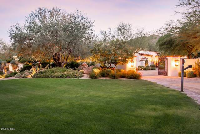 5320 N Casa Blanca Drive, Paradise Valley, AZ 85253 (MLS #6068646) :: RE/MAX Desert Showcase