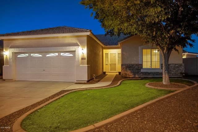 15851 N 135TH Drive, Surprise, AZ 85374 (MLS #6068692) :: Yost Realty Group at RE/MAX Casa Grande