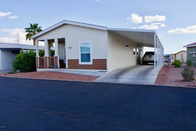 11596 W Sierra Dawn Boulevard #293, Surprise, AZ 85378 (MLS #6068831) :: Brett Tanner Home Selling Team