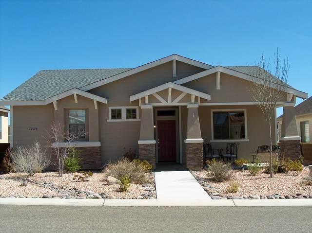 7078 E Lynx Wagon Road, Prescott Valley, AZ 86314 (MLS #6069273) :: Devor Real Estate Associates
