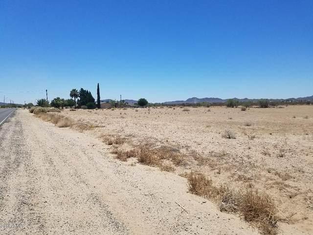67102 Salome Road, Salome, AZ 85348 (MLS #6070118) :: Riddle Realty Group - Keller Williams Arizona Realty