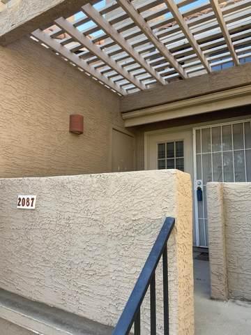 2333 E Southern Avenue #2087, Tempe, AZ 85282 (MLS #6070394) :: Brett Tanner Home Selling Team