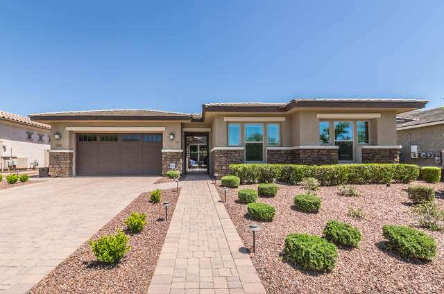 2741 N Beverly Place, Buckeye, AZ 85396 (MLS #6070467) :: Service First Realty