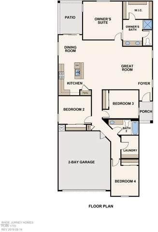 1126 N 5TH Street, Buckeye, AZ 85326 (MLS #6070744) :: Yost Realty Group at RE/MAX Casa Grande