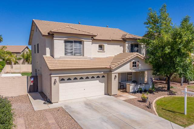 3891 N 143RD Lane, Goodyear, AZ 85395 (MLS #6070936) :: Long Realty West Valley