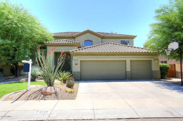 5219 E Danbury Road, Scottsdale, AZ 85254 (MLS #6070959) :: Devor Real Estate Associates