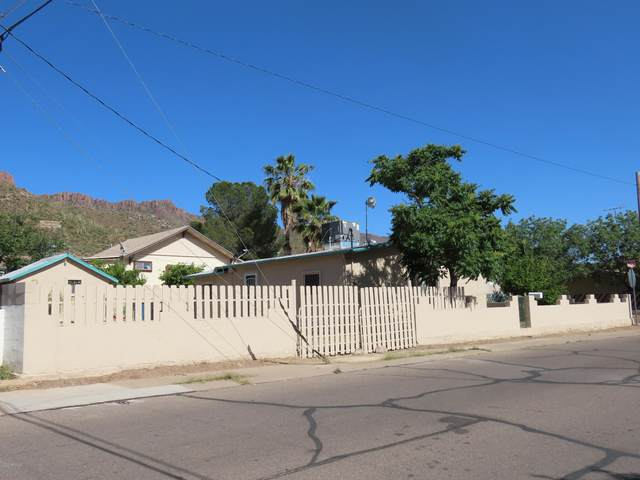 1241 S Belmont Avenue, Superior, AZ 85173 (MLS #6071110) :: Brett Tanner Home Selling Team