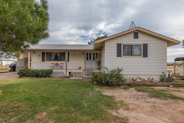 20527 W Teepee Road, Buckeye, AZ 85326 (MLS #6071155) :: Brett Tanner Home Selling Team