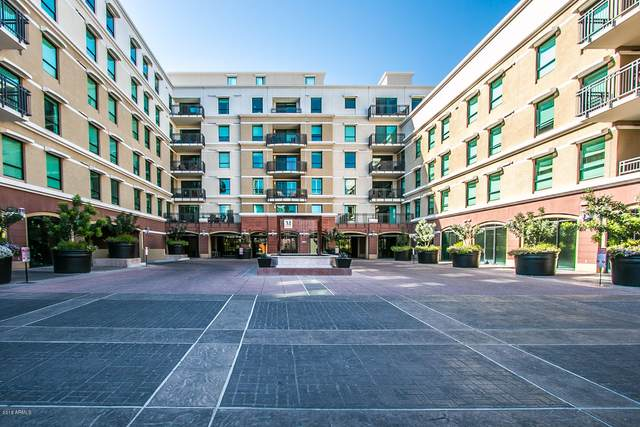 6803 E Main Street #3307, Scottsdale, AZ 85251 (MLS #6071622) :: Brett Tanner Home Selling Team