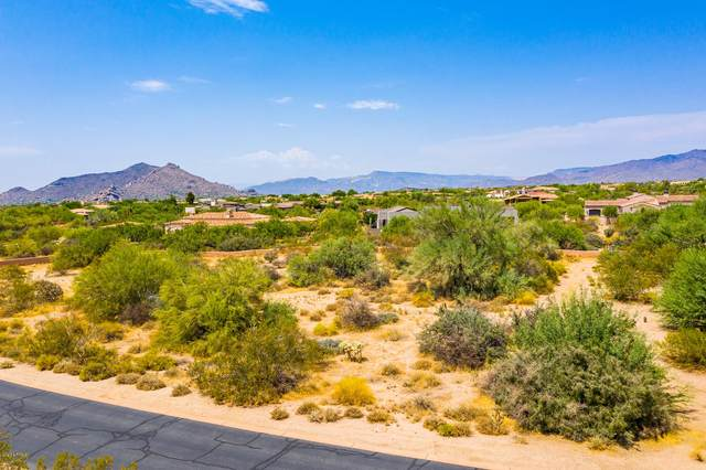 8386 E Leaning Rock Road, Scottsdale, AZ 85266 (MLS #6072179) :: The Ellens Team