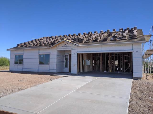 12776 W Madero Drive, Arizona City, AZ 85123 (MLS #6073006) :: Conway Real Estate