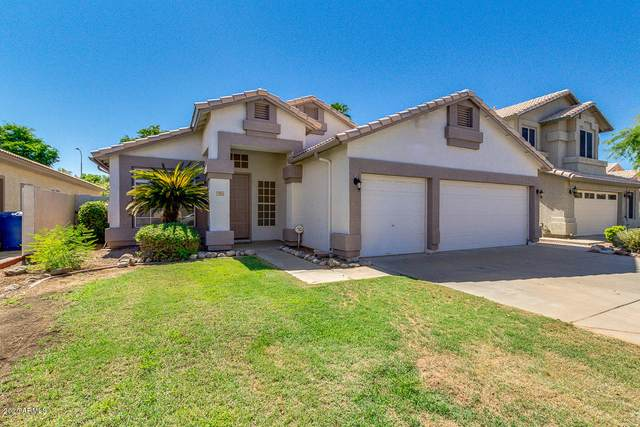 764 N Bradley Drive, Chandler, AZ 85226 (MLS #6073289) :: Klaus Team Real Estate Solutions