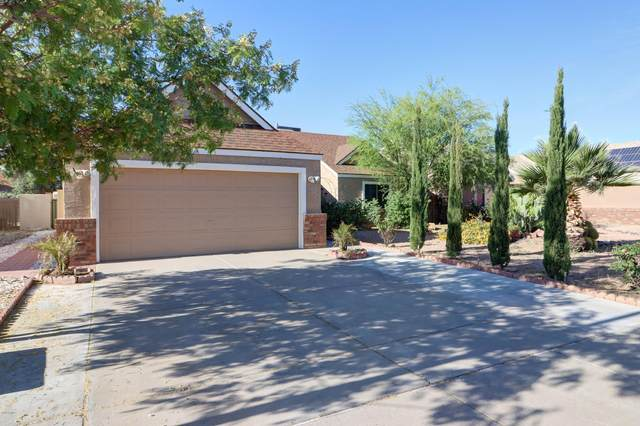 4937 W Wescott Drive, Glendale, AZ 85308 (MLS #6073333) :: Conway Real Estate