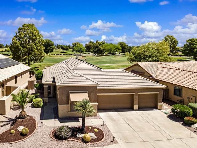 17263 N White Tank Vista, Surprise, AZ 85374 (MLS #6073374) :: Klaus Team Real Estate Solutions
