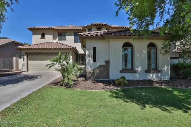 6870 S Crestview Drive, Gilbert, AZ 85298 (MLS #6073380) :: Klaus Team Real Estate Solutions
