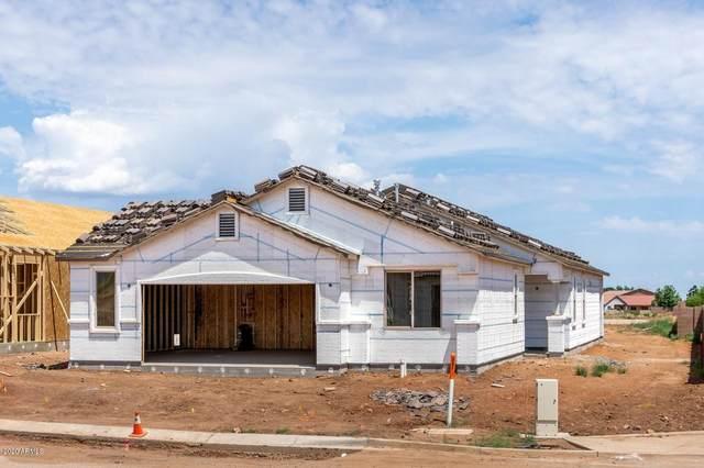 369 Chantilly Drive Lot 97, Sierra Vista, AZ 85635 (MLS #6073728) :: Service First Realty