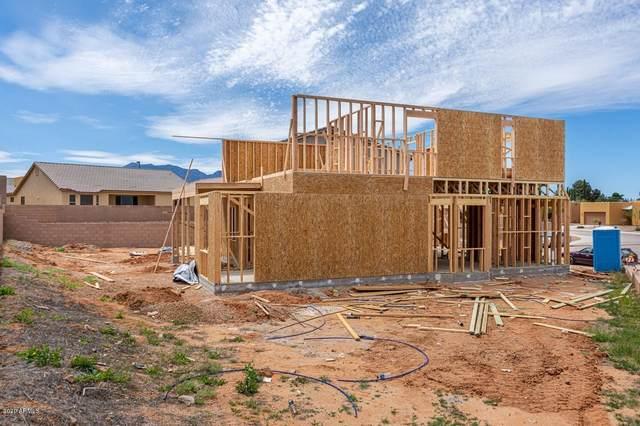 2126 Kaleigh Court Lot 30, Sierra Vista, AZ 85635 (MLS #6074704) :: Service First Realty