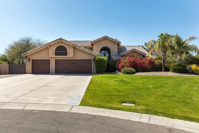 10184 E Sunnyside Drive, Scottsdale, AZ 85260 (MLS #6074776) :: My Home Group