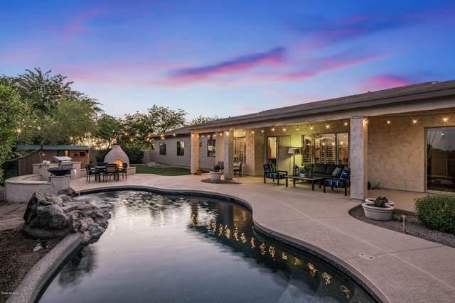 5659 E Blue Sky Drive, Scottsdale, AZ 85266 (MLS #6074976) :: Scott Gaertner Group
