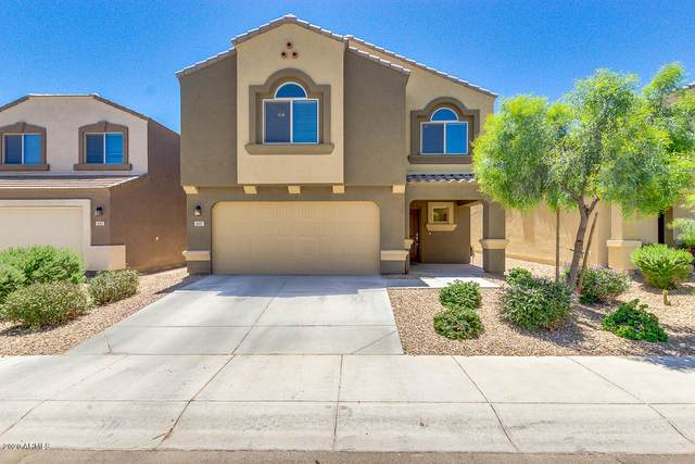 6101 E Desert Spoon Lane, Florence, AZ 85132 (MLS #6075505) :: Riddle Realty Group - Keller Williams Arizona Realty