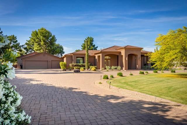 12006 N Oakhurst Way, Scottsdale, AZ 85254 (MLS #6075869) :: Kepple Real Estate Group