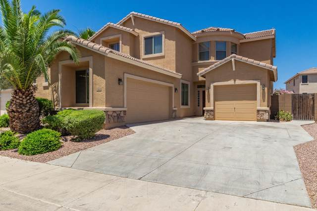 25712 W Crown King Road, Buckeye, AZ 85326 (MLS #6075901) :: Brett Tanner Home Selling Team