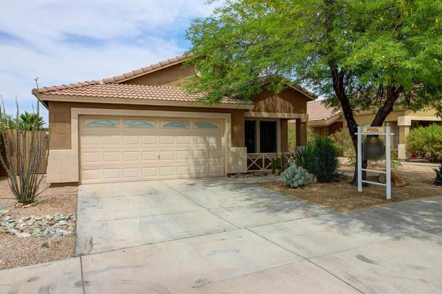 17568 W Coyote Trail Drive, Goodyear, AZ 85338 (MLS #6076044) :: Conway Real Estate