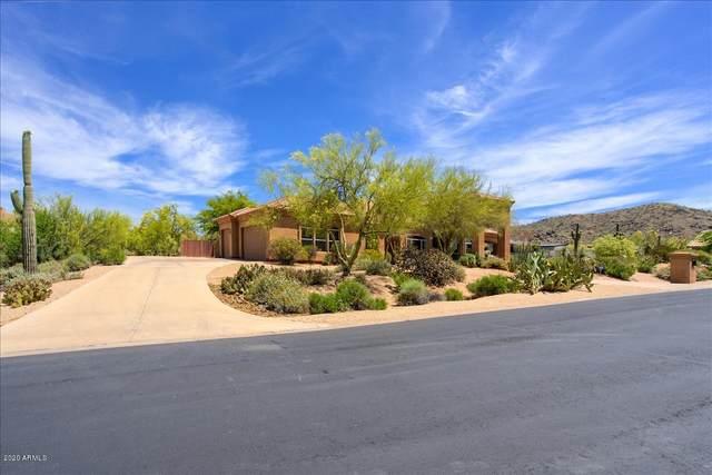 7590 E Milton Drive, Scottsdale, AZ 85266 (MLS #6076062) :: Conway Real Estate