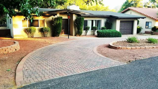 90 Wild Turkey Road, Sedona, AZ 86351 (MLS #6076425) :: Devor Real Estate Associates