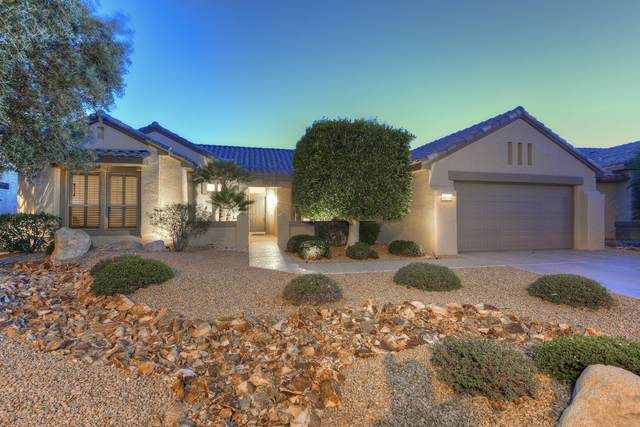 20114 N Shadow Mountain Drive, Surprise, AZ 85374 (MLS #6076471) :: Yost Realty Group at RE/MAX Casa Grande