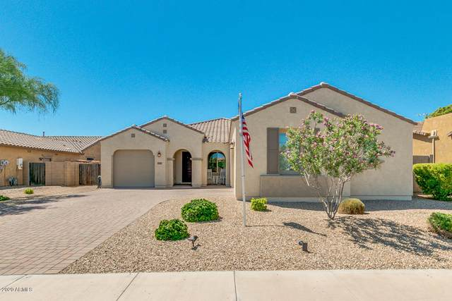 15637 W Minnezona Avenue, Goodyear, AZ 85395 (MLS #6076989) :: Long Realty West Valley