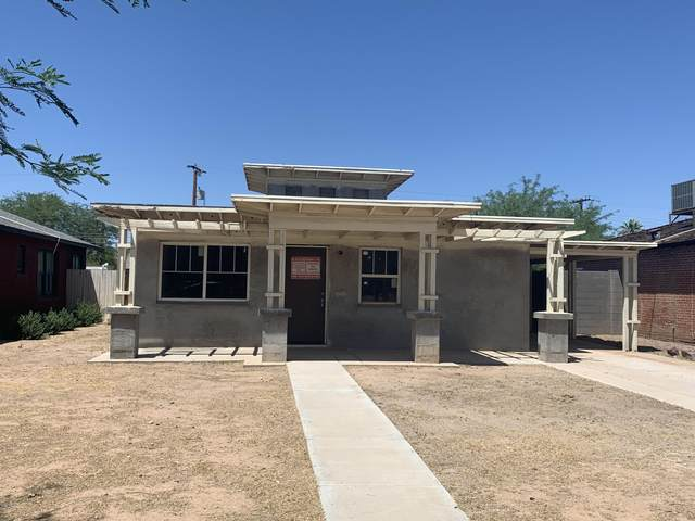 1606 W Culver Street, Phoenix, AZ 85007 (MLS #6077102) :: Openshaw Real Estate Group in partnership with The Jesse Herfel Real Estate Group