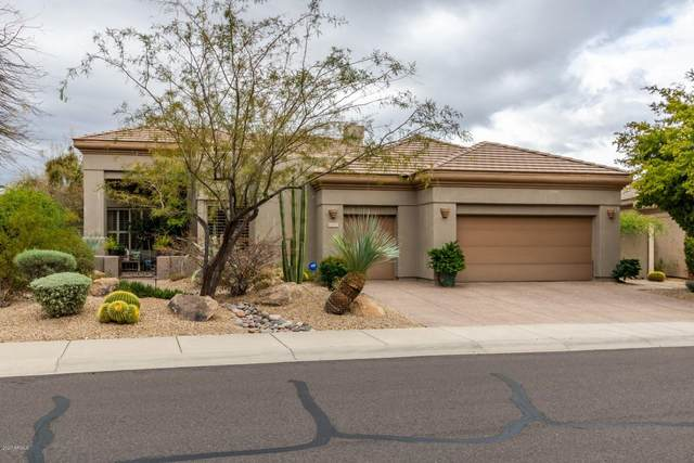 6839 E Amber Sun Drive, Scottsdale, AZ 85266 (MLS #6077180) :: The Laughton Team