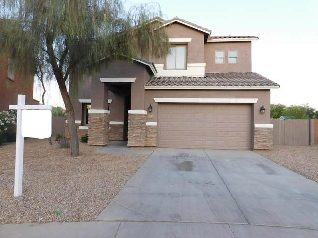 1928 N Hubbard Lane, Casa Grande, AZ 85122 (MLS #6077261) :: Revelation Real Estate
