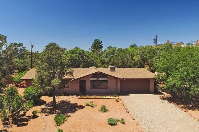 205 Pony Soldier Road, Sedona, AZ 86336 (MLS #6077527) :: Riddle Realty Group - Keller Williams Arizona Realty