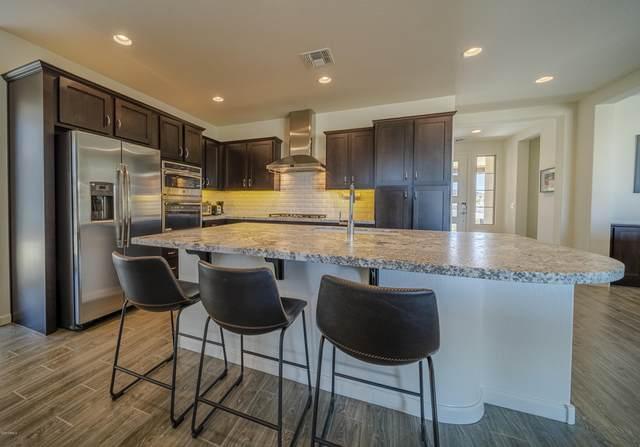 4324 Dusty Saddle Drive, Wickenburg, AZ 85390 (MLS #6077696) :: The Daniel Montez Real Estate Group
