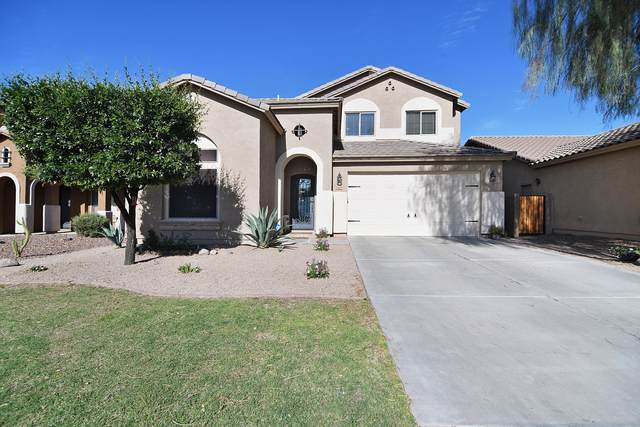 33255 N Slate Creek Drive, San Tan Valley, AZ 85143 (MLS #6077745) :: neXGen Real Estate