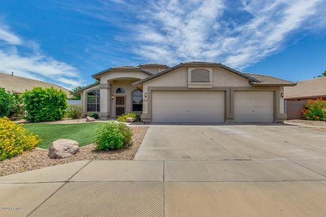 9829 E Pampa Avenue, Mesa, AZ 85212 (MLS #6077839) :: My Home Group