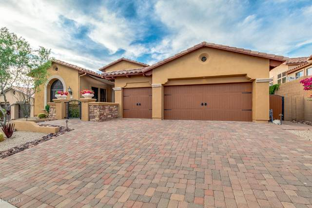 7864 E Stone Cliff Circle, Mesa, AZ 85207 (MLS #6077889) :: Klaus Team Real Estate Solutions