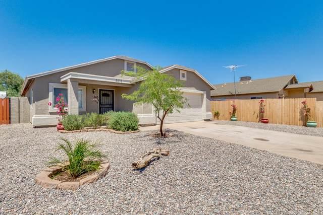 8518 W Swansea Drive, Arizona City, AZ 85123 (#6077975) :: Luxury Group - Realty Executives Arizona Properties