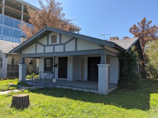 906 N 5TH Street, Phoenix, AZ 85004 (MLS #6078428) :: Brett Tanner Home Selling Team