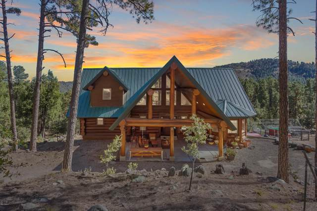 5975 S Morning Star Lane, Prescott, AZ 86303 (MLS #6078797) :: The J Group Real Estate | eXp Realty