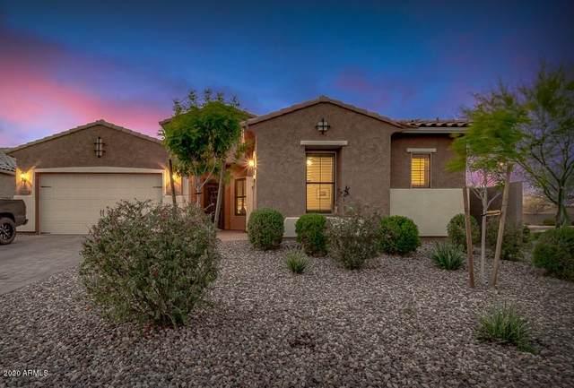 2708 E Hazeltine Way, Gilbert, AZ 85298 (MLS #6079486) :: Keller Williams Realty Phoenix