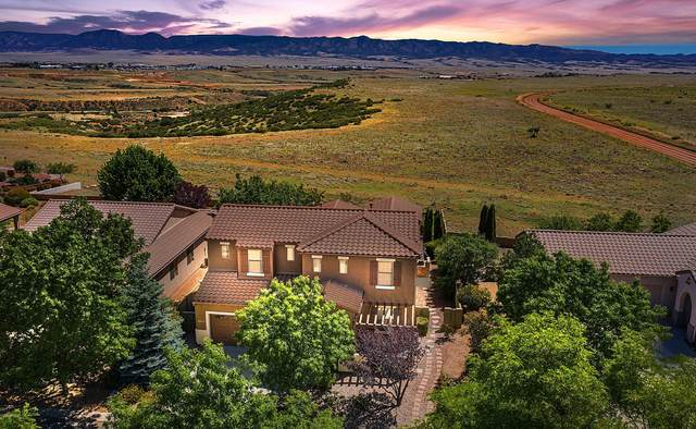 1867 N Tin Strap Trail, Prescott Valley, AZ 86314 (MLS #6079537) :: Revelation Real Estate