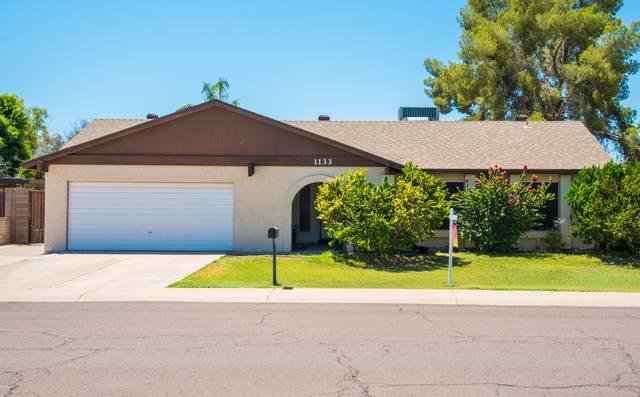 1133 W Hermosa Drive, Tempe, AZ 85282 (MLS #6079887) :: The Daniel Montez Real Estate Group