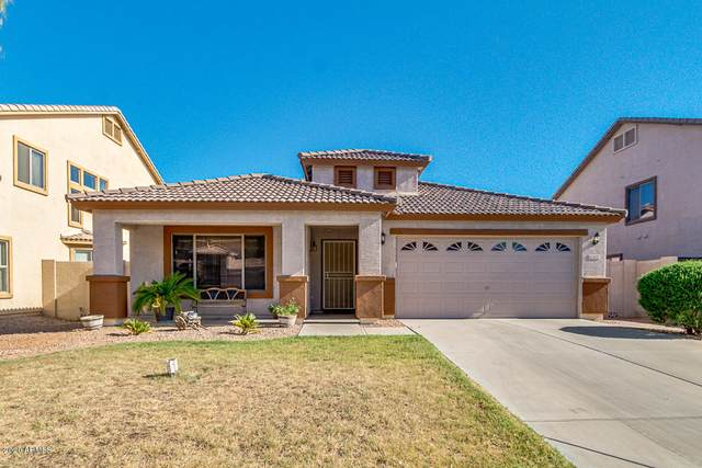 3037 E Denim Trail, San Tan Valley, AZ 85143 (MLS #6079928) :: Riddle Realty Group - Keller Williams Arizona Realty