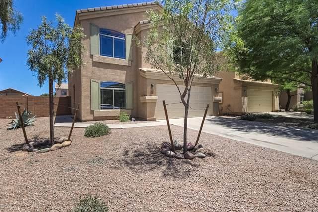 43394 W Cowpath Road, Maricopa, AZ 85138 (MLS #6080185) :: The W Group