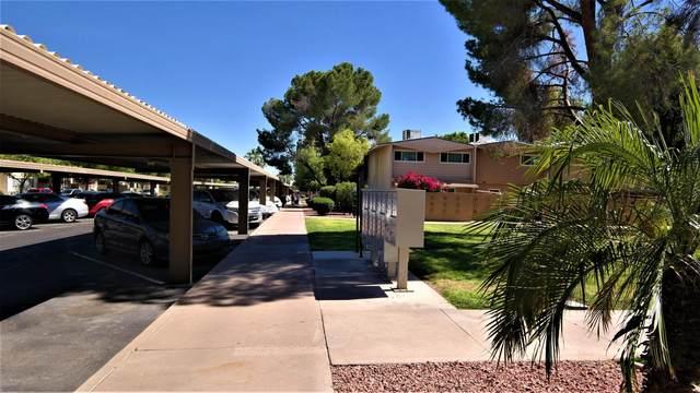 814 N 82ND Street G205, Scottsdale, AZ 85257 (MLS #6080341) :: Walters Realty Group